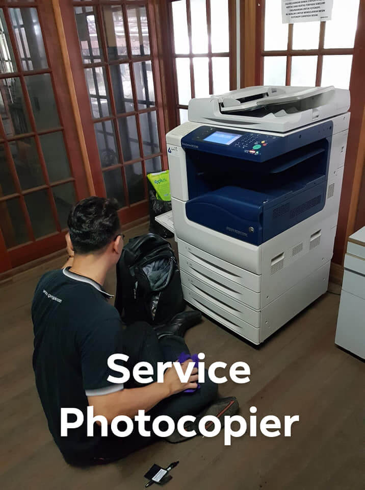 Photocopier Servicing
