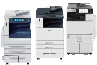 Copying, Printing, Scanning & Faxing Machine - Photocopier - The Copier Guy