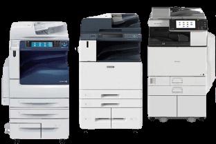 Fuji Xerox & Ricoh Photocopier Rental Service in Malaysia