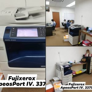 Supplying Fujixerox ApeosPort IV C3375 Photostat Machine in Shah Alam