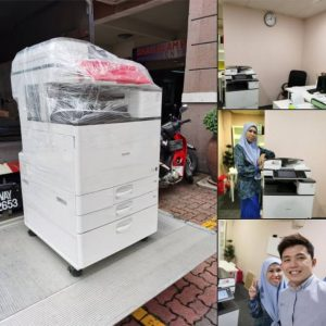 Supplying Photostat Machine to Legal Firm in Shah Alam