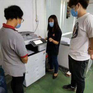 A Furniture Manufacturers Company In Sungai Buloh Renting A Ricoh Mpc3002 Copier